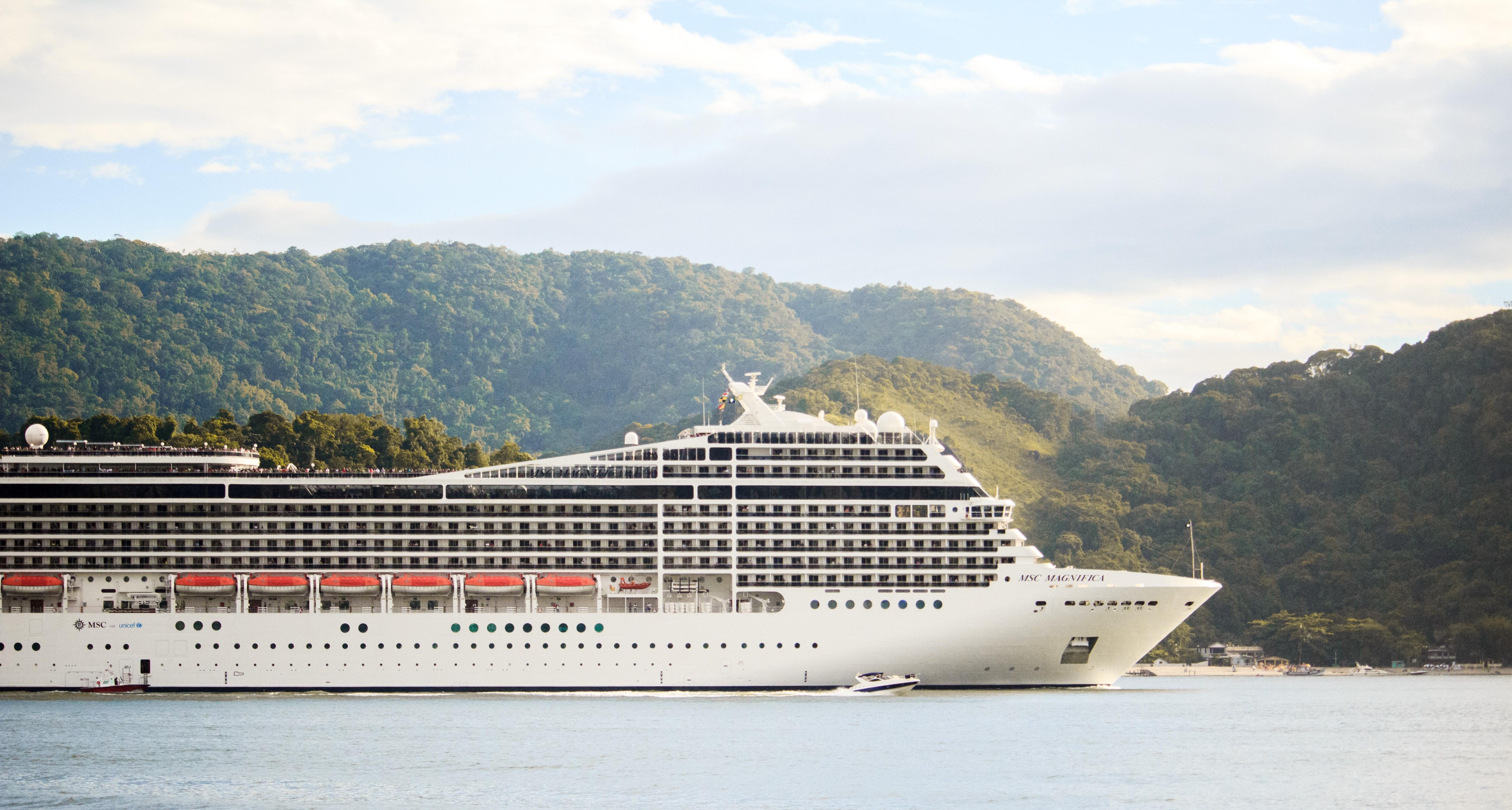 Cruise Ship Inspection Checklist