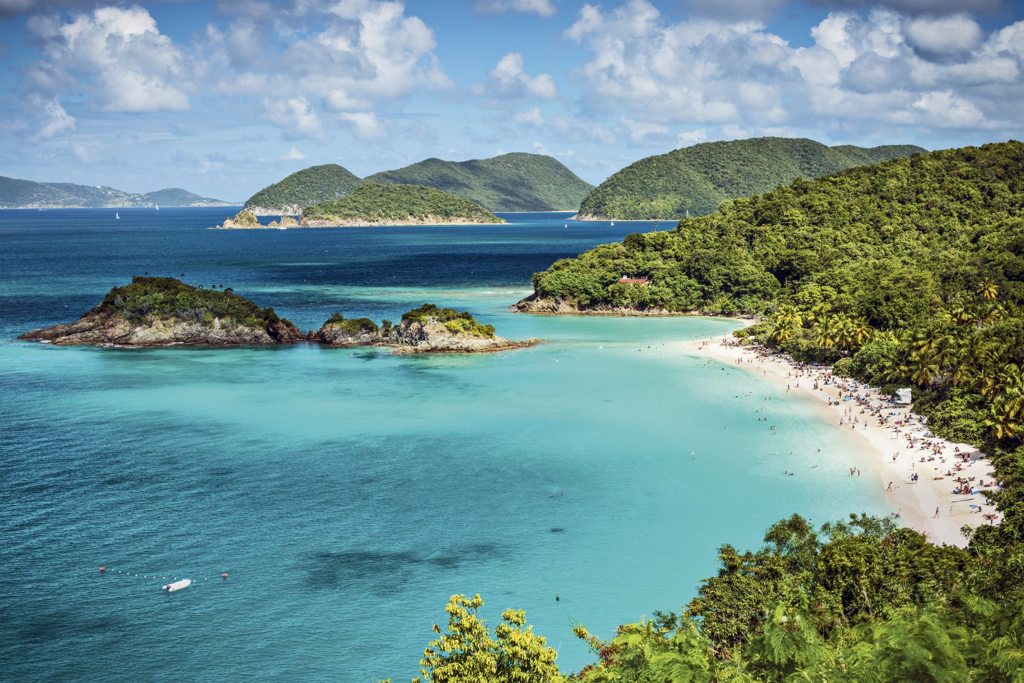 Caribbean Incentive Travel: St. Thomas