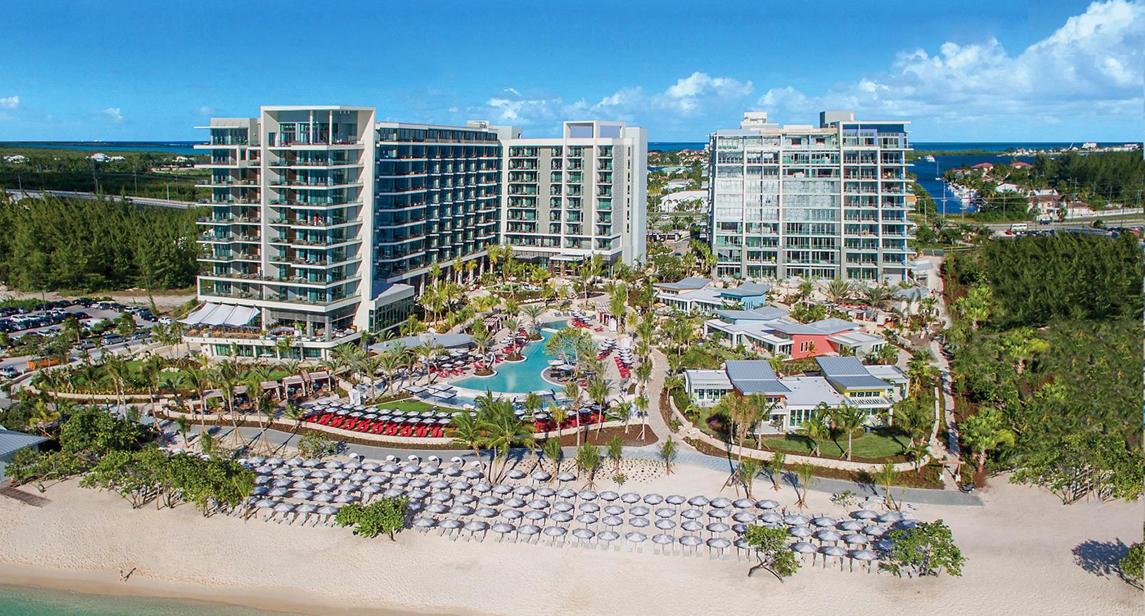 Incentive Travel Spotlight: Kimpton Seafire Resort & Spa, Grand Cayman
