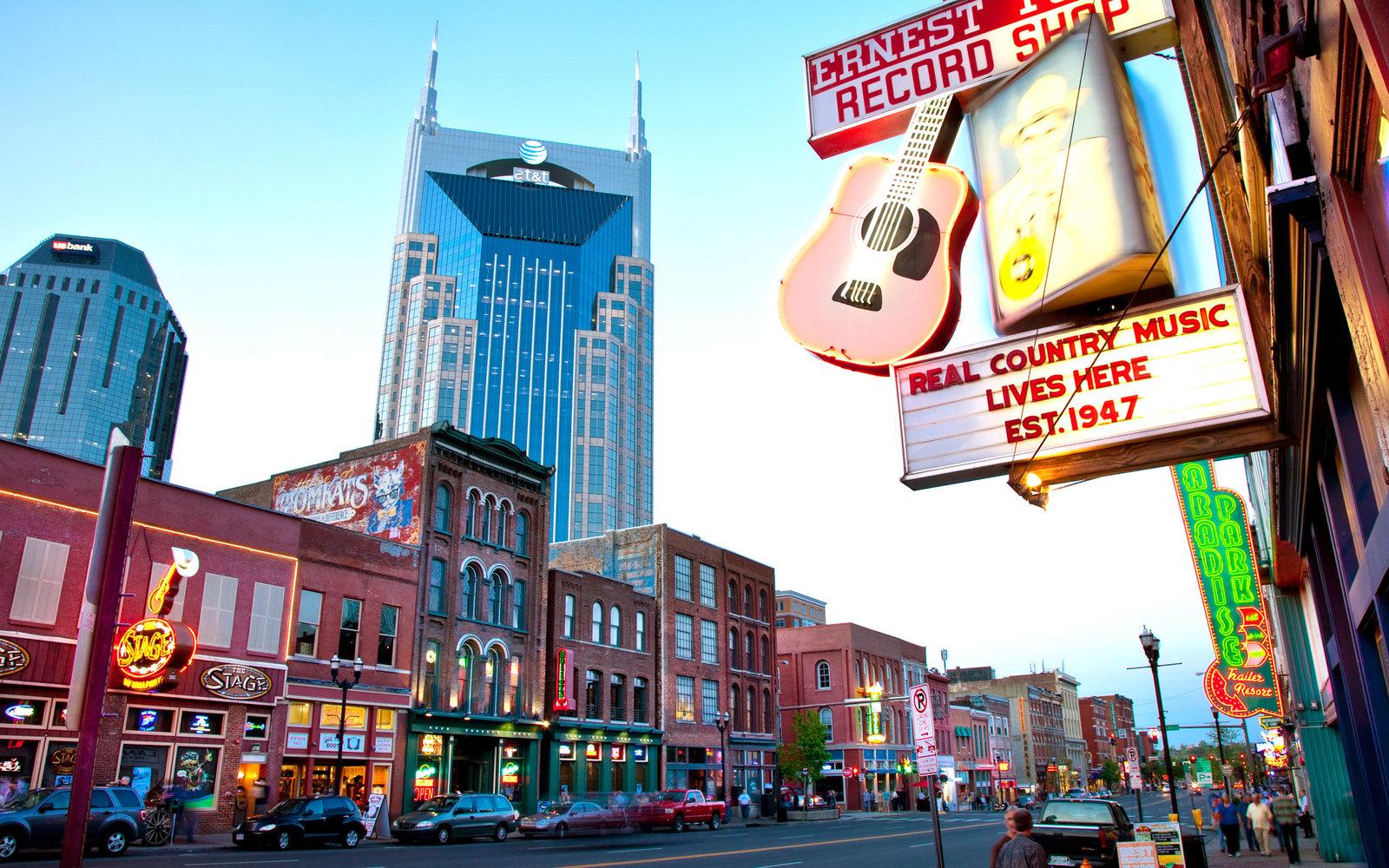 Incentive Travel Nashville, Tennessee