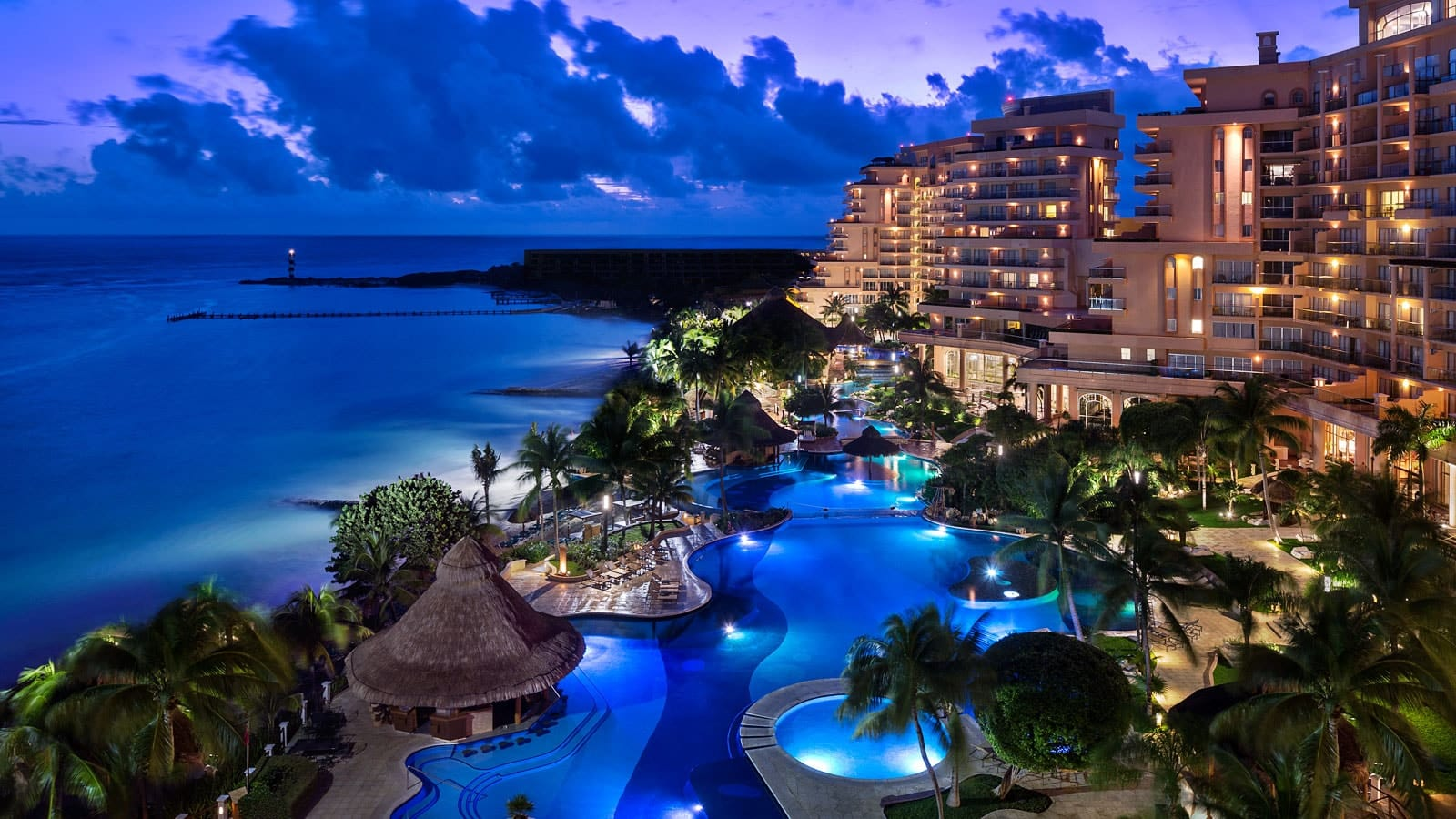 Cancun Resorts For Incentive Trips By Fiesta Americana