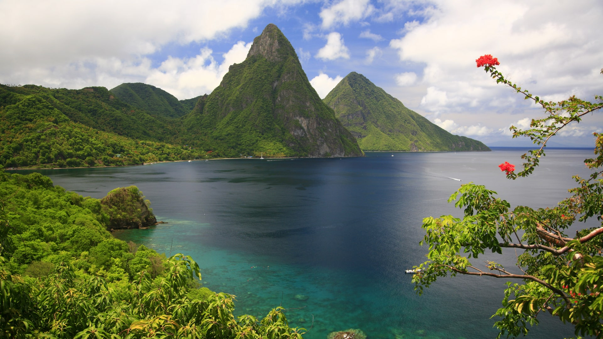 Emerging Incentive Travel Destination: Saint Lucia